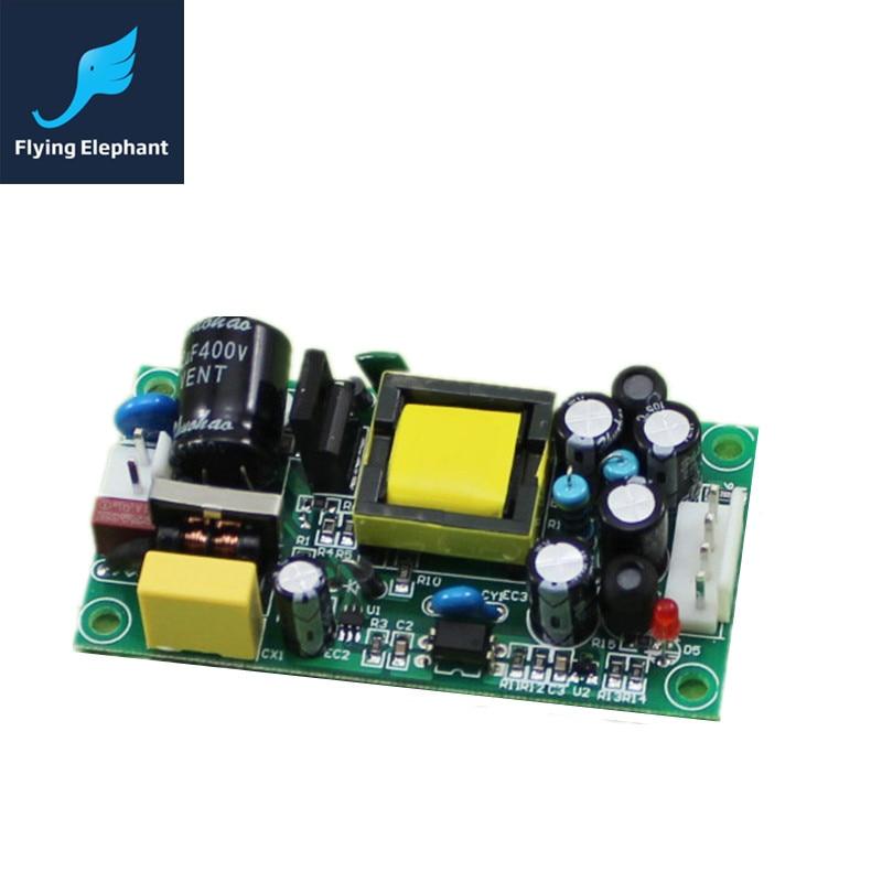 24V 600mA / 5V 500mA Switching Power Supply Plate / Dual output Isolation AC85-265V To 24V 5V 20v 1 2a power module 220v to 20v acdc direct switching power supply isolation can be customized