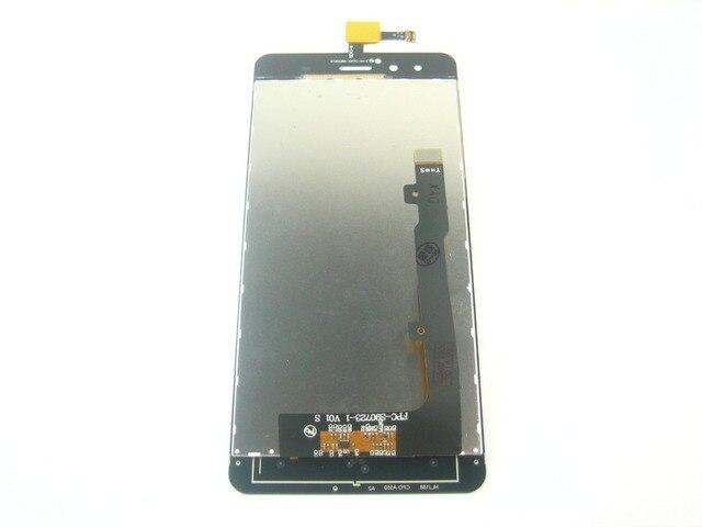Замена ЖК-Дисплей + Сенсорный Экран Digitizer для BQ Aquaris X5 Белый