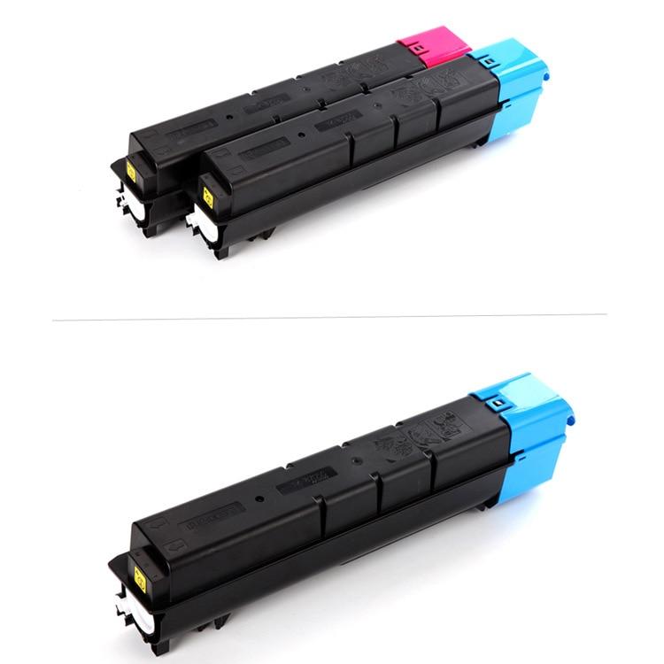 Compatible Color toner TK-5215 TK5216 TK-5217 TK-5218 TK-5219 for Kyocera TASKalfa 406ci