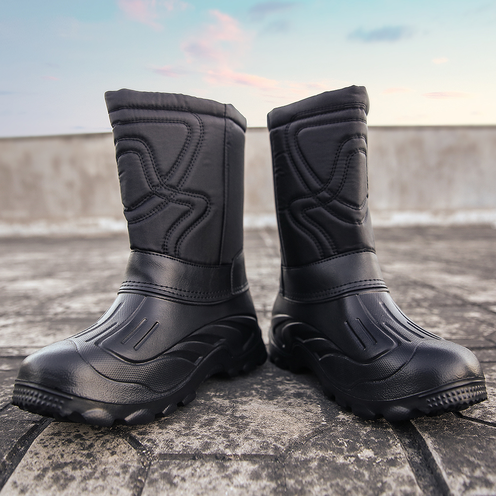 mens slip on winter boots 0S5A8298