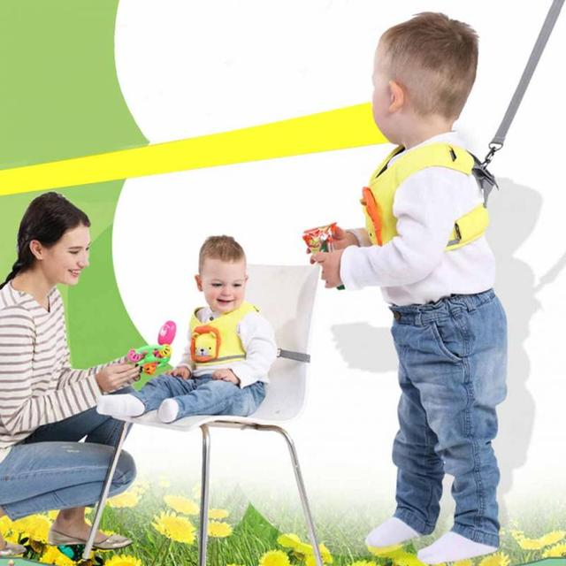 ea507b70c336 Baby Toddler Walker Harness Bouncer Jumper traction belt Help Learn ...