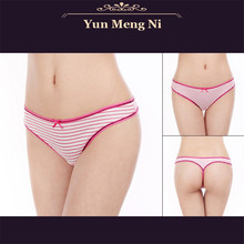 New Hot Cotton with Lace Side best quality Underwear Women sexy panties Casual Intimates female Briefs Cute Lingerie N861