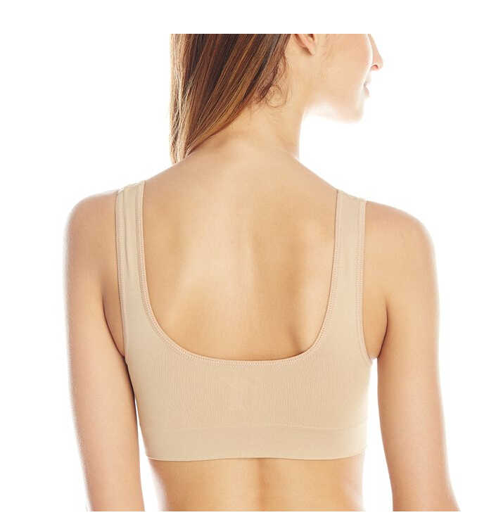 a29f9f17492 ... Hot sale body shapers seamless women strapless fitness bra push up  breast round shaper genie bra ...
