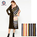 2016 Fashion European style Scarf big retangle striped shawl Brand women's scarf shawls Female Scarfs women scarves ladies wraps
