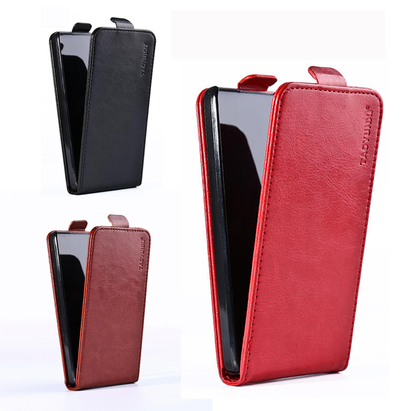 Fllip PU Leather Case For Lenovo