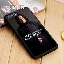 LvheCn Severus Snape Alway чехол для телефона для iPhone 5 6 6s 7 8 plus 11 pro X XR XS Max samsung Galaxy S6 S7 edge S8 S9 S10