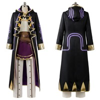 Free Shipping Fire Emblem Awakening Avatar Mai Yunitto Robin Daraen Cosplay Costume Game Party Costume