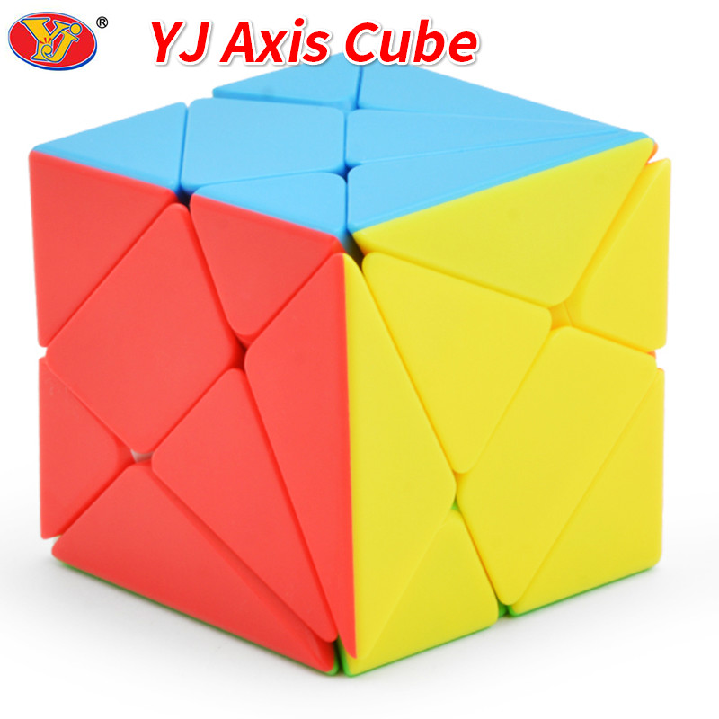 Toys & Hobbies Original Moyu Classroom Container Magic Cube Stickerless Strange-shape Speed Puzzle Special Gift Toys For Kids Toys Special Summer Sale Puzzles & Games
