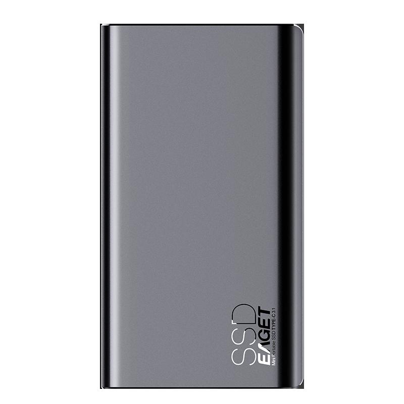 EAGET M1 plus récent article Portable SSD USB 3.0 128GB 256GB 512GB 1 to lecteur à semi-conducteurs externe meilleur cadeau pour hommes d'affaires