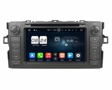 2GB RAM Octa Core 7″ Android 6.0 Car DVD Player for Toyota Auris 2008-2014 With Car Audio Radio GPS WIFI Bluetooth USB DVR OBD