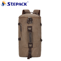 2016 Lager Capacity Men Travel Bag Outdoor Mountaineering Backpack Bags Canvas Men S Bags Hiking