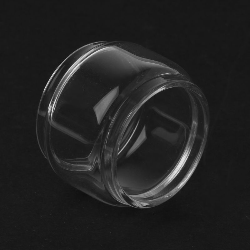 Transparent Zeus X Pyrex Glass Tube Clear Glass Tank Electronic Cigarette Vape Accessories For Vaporizer Atomizer