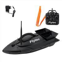 Рыболовные принадлежности инструмент 500 метров интеллектуальная умная радиоуправляемая лодка корабль игрушка двойной склад приманка рыбо...