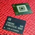 Nuevo para samsung i9205 g900f klmag2geac-b002 emmc con firmware programado ic chip de memoria flash nand