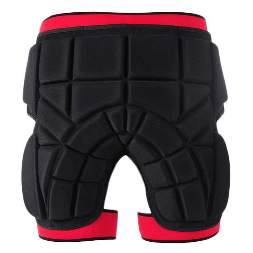 Inventive Super Sell-sulaite Protection Hip Eva Padded Short Pants Thickening Butt And Tailbone Protector For Ski Skiing Skating Snowboa