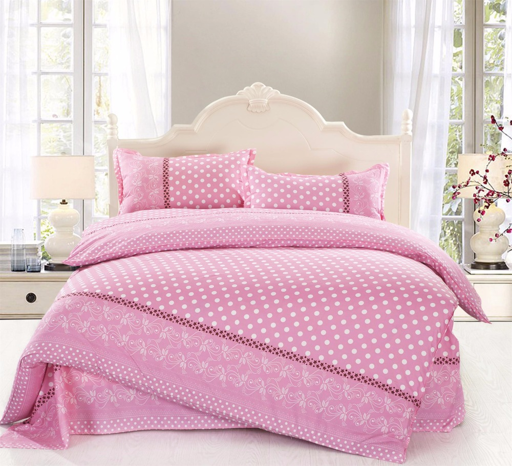 Baby bed quilt size - Free Shipping 6 Colors Princess Style Bedding Sets Bed Linen For Children King Size Quilt Duvet Cover Pillow
