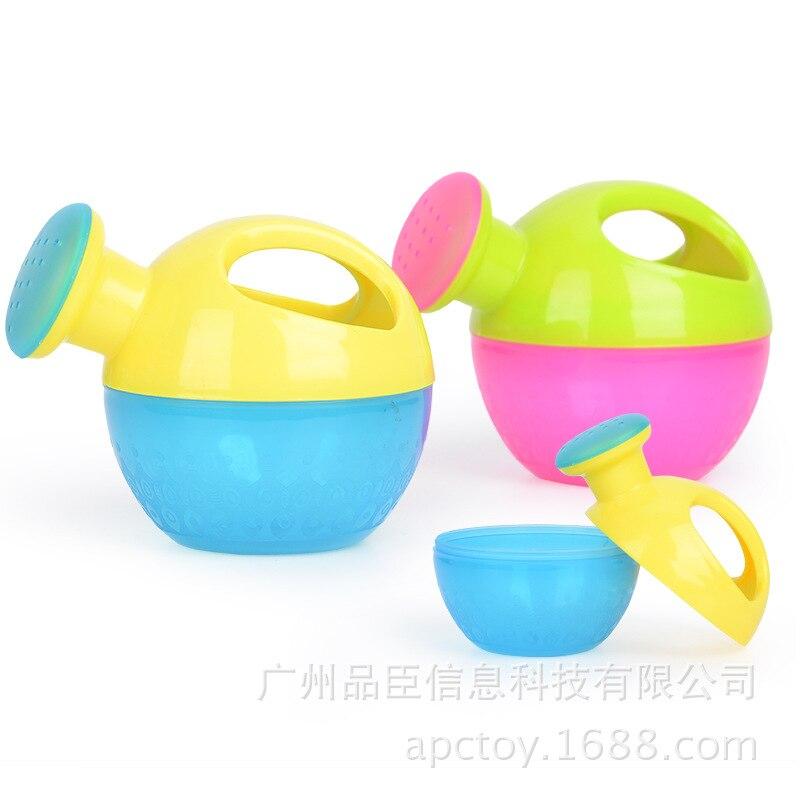 1 Random delivery Bathroom swimming pool summer beach water toys Small kettle baby bath bath shower shower toys