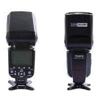 Ad alta velocità sincrona HSS * HSS LCD maestro Speedlight/Riflessione flash per la macchina fotografica Nikon, como D4S D4