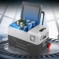 30L Koelkast Auto-Koelkast 12V Draagbare Mini Koelkast Compressor Auto Koelkast Auto Koelkast Camping Nevera Portatil