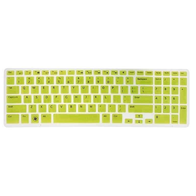 Funda protectora de silicona duradera versión de EE. UU. con teclado de 15 pulgadas para Dell Inspiron New 15C 15CR 15MD 5CD 15MR 15 M 15UR 15U #828