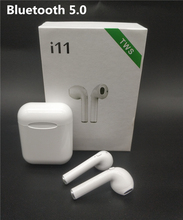 Беспроводной Bluetooth 5,0 i11 СПЦ наушники мини наушники гарнитуры с микрофоном для iPhone Xs 7 8 samsung S6 S8 Xiaomi huawei