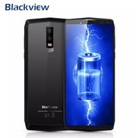 Blackview P10000 Pro смартфон 18:9 5,99 FHD Android 7,1 Octa Core 11000 мАч 4G RAM 64g ROM 4 камера 16MP уход за кожей лица ID мобильного телефона