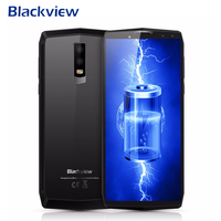 Blackview P10000 Pro Smartphone 5.99 18:9 FHD Android 7.1 Octa Core 11000mAh 4G RAM 64G ROM 4 Camera 16MP Face ID Mobile Phone
