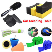 hot deal buy car repair tools car washer microfiber car cleaning brush for air-condition cleaner computer clean tools blinds duster car care