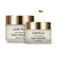 NewZealand Parrs Manuka Honey Bee Venom Day Cream Face Mask Moisturizer Anti Wrinkle Moisturizing Face Lift Tightening Firming