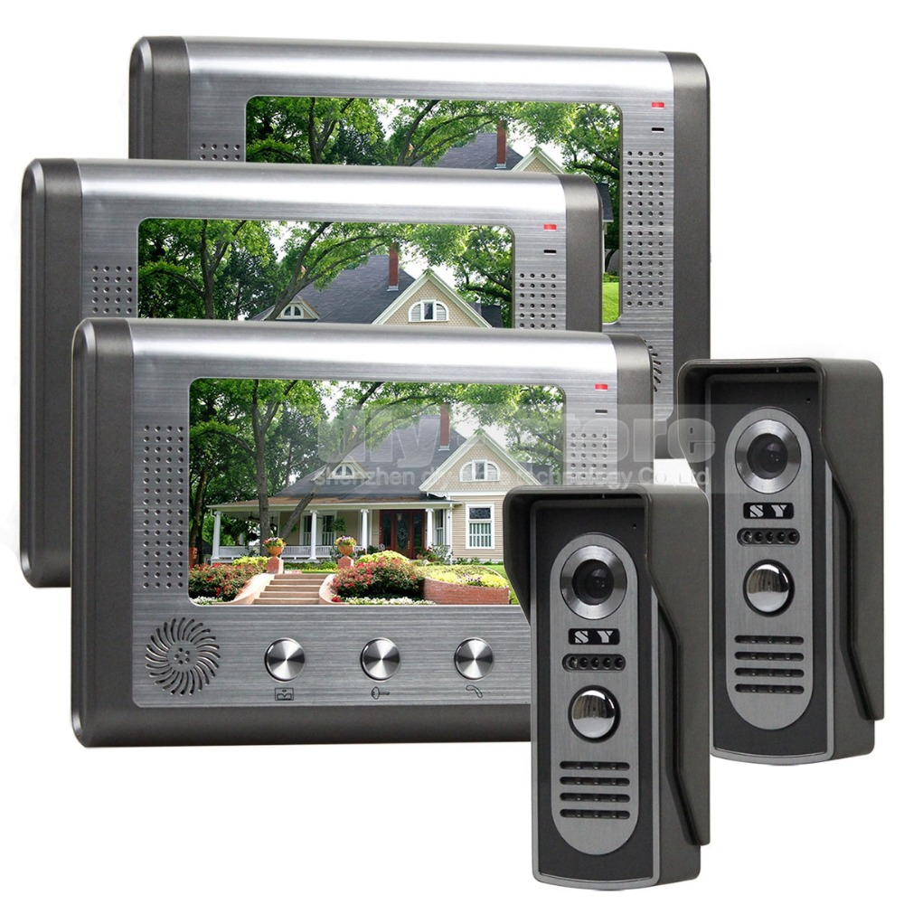 Compare Prices on 2 Wire Video Intercome- Online Shopping/Buy Low ...