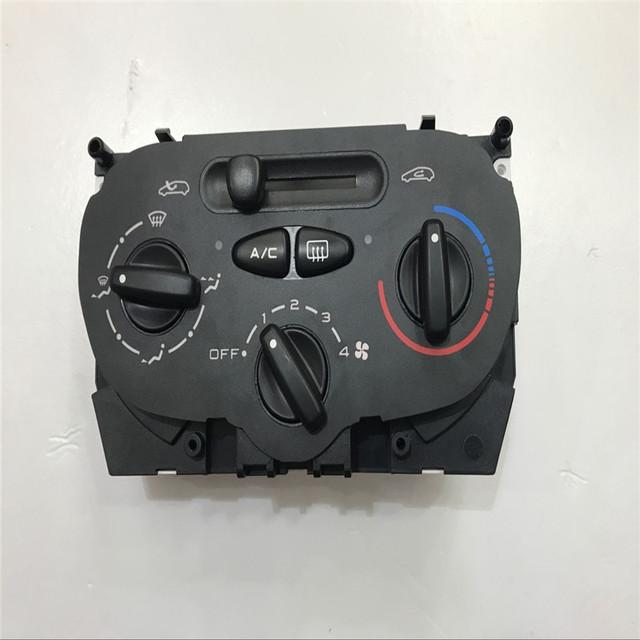 free shipping ! for peugeot 206 207 c2 air conditioning control