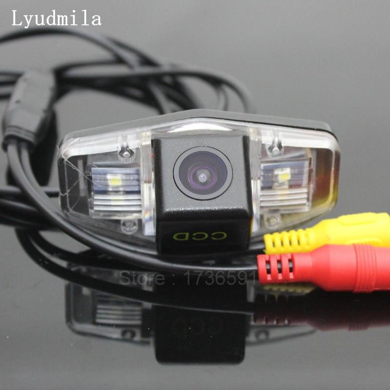 Lyudmila FOR Honda Civic 2001~2014 / Car Parking Camera / Reversing Back up Camera / Rear View Camera / HD CCD Night Vision цена 2017