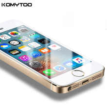 Hot sell Tempered glass For iphone 4 4s 5 5s 6 6s 7 6 plus 6s plus Clear Screen Protector Cover Guard Film for iphone x 8 8plus