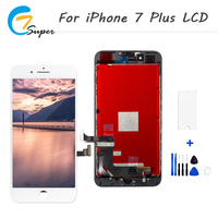200PCS Lot Grade AAA No Dead Pixel Display Replacement For IPhone 7plus LCD With 3D Touch