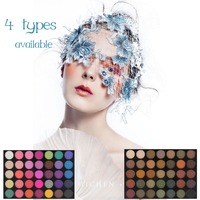 Makeup 35 Colors Metallic Eyeshadow Palette Glitter Luminous Shimmer Matte Eye Shadow Make Up Naked Palette