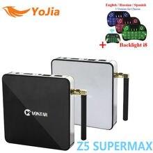 Yojia 2GB 16GB Amlogic S912 Z5 Supermax Android 7 1 TV Box Octa Core Dual WIFI