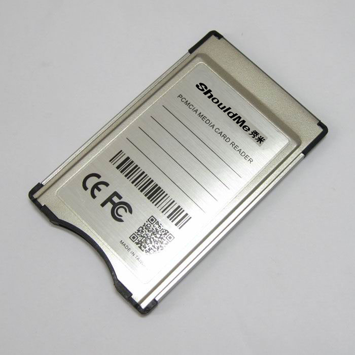 SD to PCMCIA card reader adapter for Benz MP3 memory support 32GB