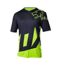 2018 Enduro bike jerseys motocross bmx racing jersey downhill dh short  sleeve cycling clothes seven mx b9a87be26
