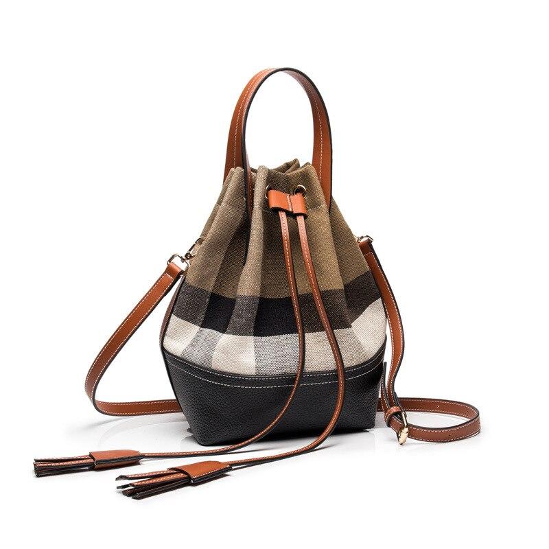 Hiver marque femmes Messenger sac bandoulière sac gland sacs à bandoulière femme Designer sacs à main dames seau sacs Bolsas Feminina
