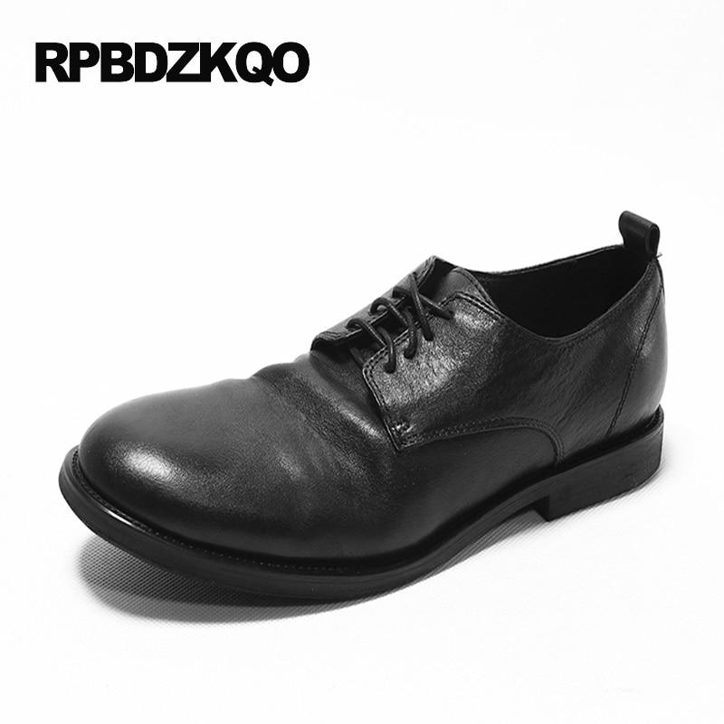 Black Designer Shoes China Italian Real Leather Genuine Comfort Dress 2017 Office Men Retro Business Autumn Stylish Spring Hot paul kossof business franchising in china