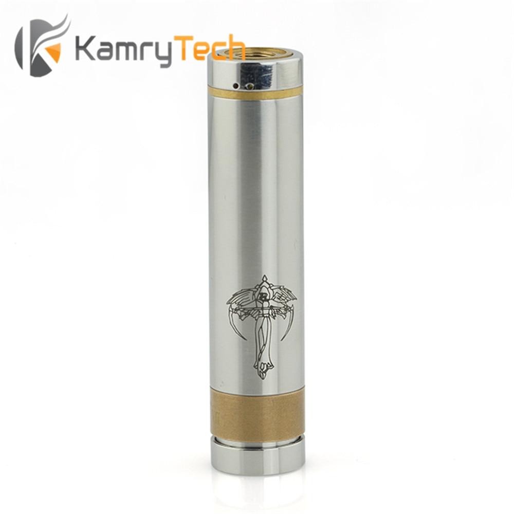 bilder für Kamry Robot7 mechanische mod 14500 batterie mod 510 gewinde Elektronische shisha mod Hohe qualität marke kamry Roboter 7