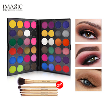 IMAGIC  Eyeshadow Pallete Professional 48 Colors Matte Shimmer Glitter Cosmetics Smoky Eye Shadow Makeup Powder