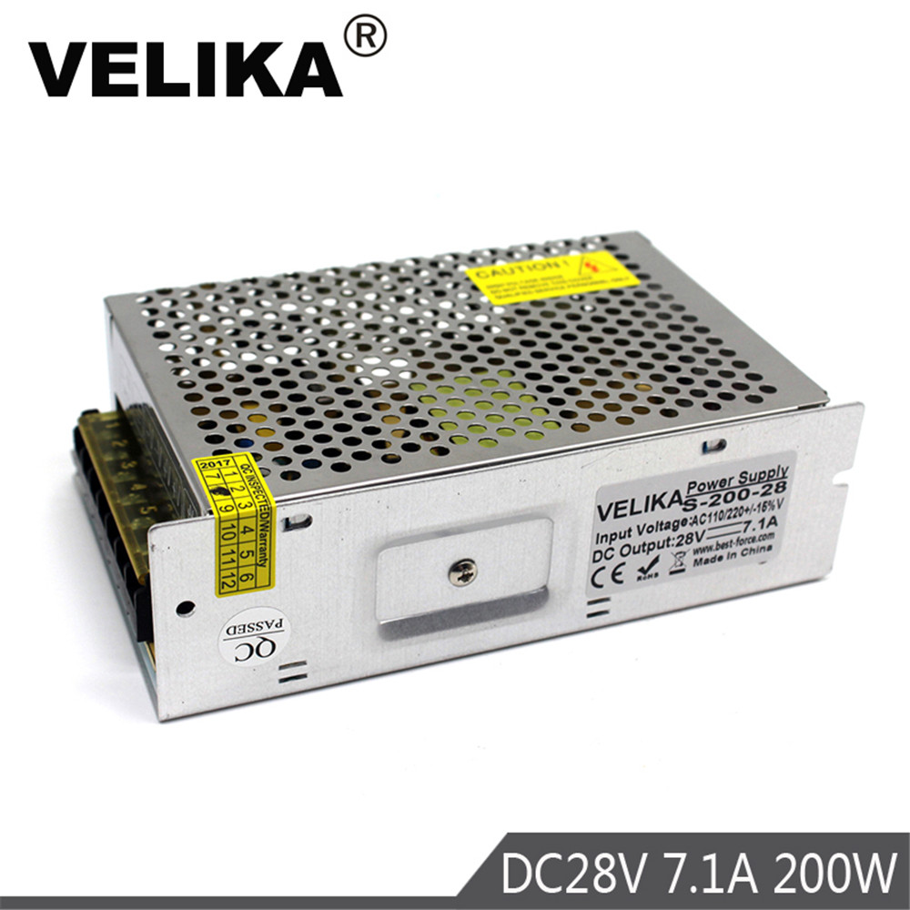 50W DC12V 4.2A 115//230V Switching Power Supply for Stepper Motor//CNC Router Kits