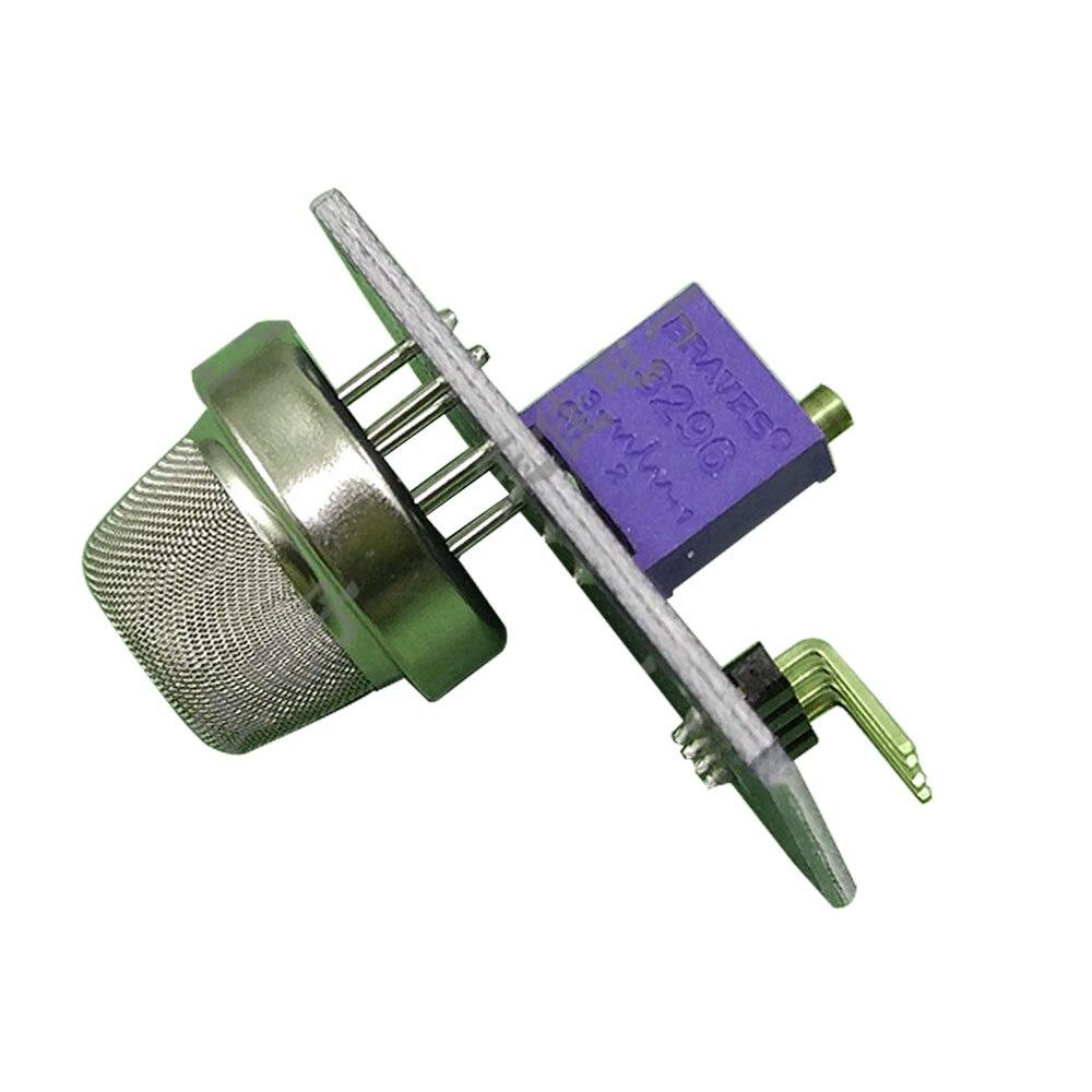 CNIKESIN MQ-2 Gas Sensor Smoke Methane Butane Detection Analog Sensor (C6B5)