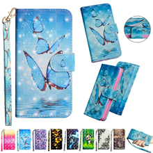 Luxury Flip Wallet Case for Samsung Galaxy A10 A20 A30 A40 A50 A70 M10 M20 M30 Phone with Leather