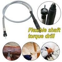 Broca profissional eixo flexível eixo macio  com 0.3-3.2mm  mandril para ferramentas elétricas dremel 3000 acessórios