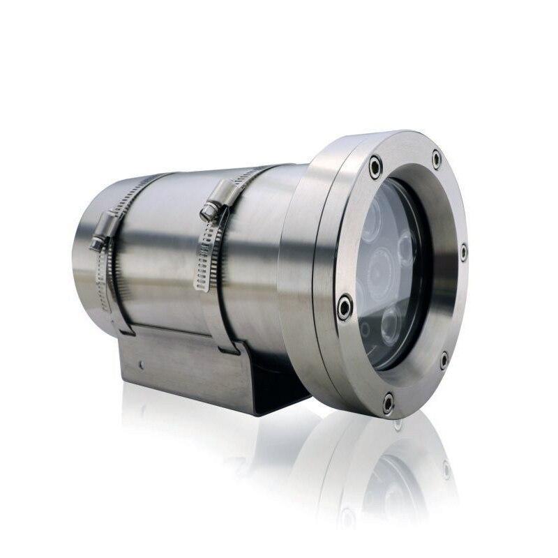 Взрывозащищенный 3MP H.265 IP камера супер низкий светильник sony Starvis IMX124 IP67 POE IP наружная камера безопасности SIP-EX02-124DP