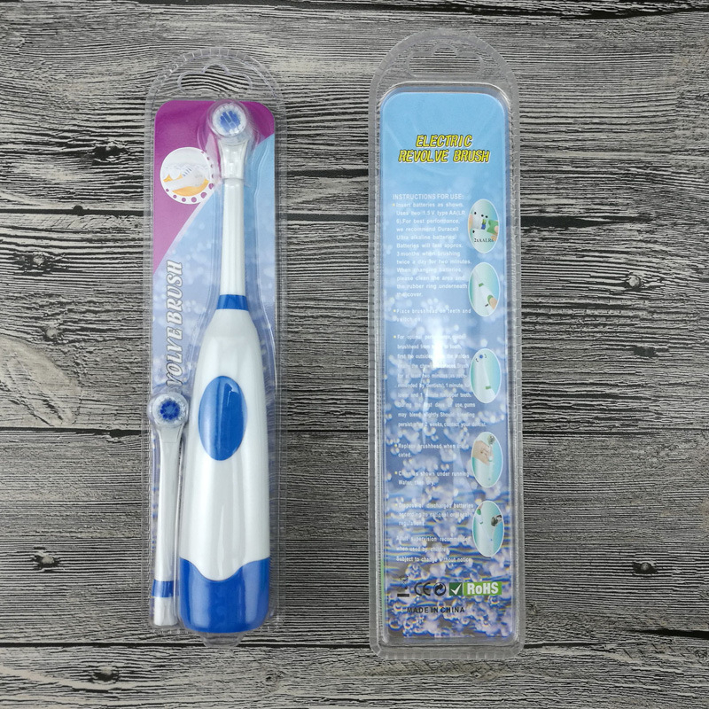 Children Electric Tooth Brush For Kids With 2 PC Electric Toothbrush Heads Simple Easy To Use