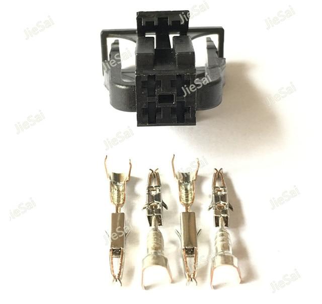 Surprising 4 Pin 3B0972722 Waterproof Female Car Automotive Housing Plug Auto Wiring 101 Dicthateforg