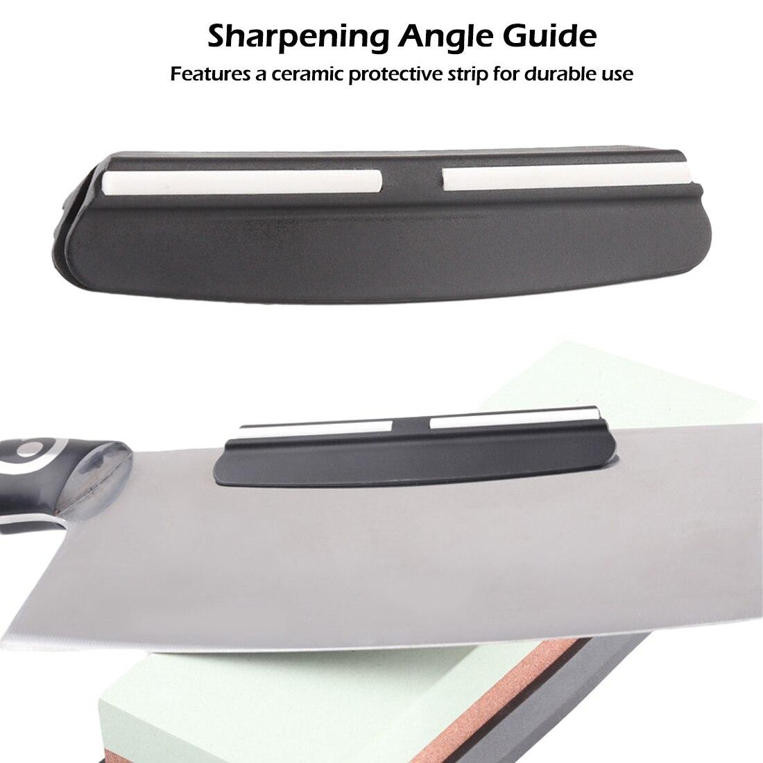 Sharpener Fixed Angle Grinding Clamp For Whetstone Sharpening Guide Tool Knife Sharpener
